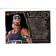 1998 TOPPS WCW/NWO Complete 72 Card Set Wrestling Hogan Sting Randy Savage