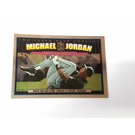 1995 Upper Deck Minors Michael Jordan Foil Jumbos Complete 5 Card Set Baseball