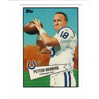2010 TOPPS 1952 BOWMAN Complete 50 Card Set NFL Peyton Manning Tim Tebow