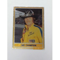 1993 Card Dynamics Limited Edition Dale Earnhardt 6 Metal Card Set /5000