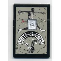 1991 NIKE Trading Cards MICHAEL JORDAN/SPIKE LEE Complete 6 Card Set