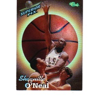 1995 Classic Superior Pix Chrome 30 Card Set NBA Basketball Shaq Alonzo Mourning