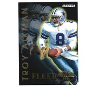 1994 Fleer All-Pros 24 Card Complete Set Football NFL Troy Aikman Jerry Rice