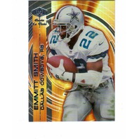 2000 Collector's Edge Masters Hasta La Vista Gold 20 Card Set Emmitt Smith