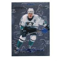 1999-00 Upper Deck Sixth Sense Hockey NHL 20 Card Set Complete