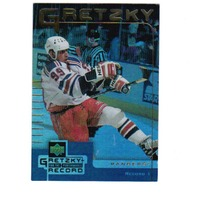 1999-00 McDonald's Upper Deck Gretzky Performance for the Record 15 Card Set