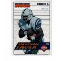 1994 Collector's Edge Boss Rookies Update Diamond Complete 25 Card Set NFL