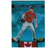 2006 Upper Deck Future Stars World Future Stars Baseball 25 Card Set