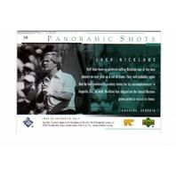 2005 SP Authentic Golf 60 Card Set Tiger Woods Arnold Palmer Jack Nicklaus