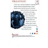 2003 Smallville Season Two Complete 90 Card Set
