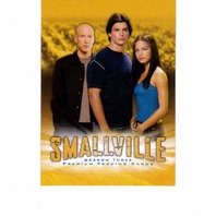2004 Smallville Season Three Complete 90 Card Set