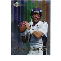 1998 Collector's Edge Spectrum Complete 25 Card Set Elway Sanders Favre