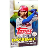 2020 Topps Update Series Baseball Hobby BOX (Factory Sealed)