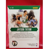 Jayson Tatum 2018 Panini Father's Day Future Frames Prizm Rookie RC /50 Celtics