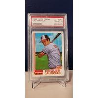Cal Ripken Jr 1982 Topps Traded #98T Graded PSA 8 NM-MT