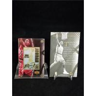 1998 Upper Deck Michael Jordan Career Points 24K Gold Card LE 1848/2300 w/ COA