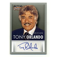 2015 Panini Americana Signatures #S-TO Tony Orlando Auto Autograph