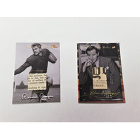 The Bar Pieces Of The Past Mementos Ronald Reagan & Hybrid Edition Bugsy Siegel