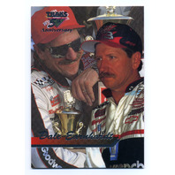 1995 Traks 5th Anniversary Jumbos #E6 Dale Earnhardt