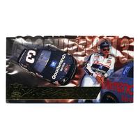 1995 Press Pass Optima XL Die Cut #6 Dale Earnhardt