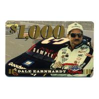 1995 Assets $1000 Phone Cards #2 Dale Earnhardt