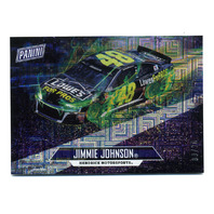 2018 Panini Father's Day Panini Collection Escher Squares #11 Jimmie Johnson /25