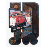 2000 Upper Deck Victory Circle A Day in the Life LTD #JR1 Dale Earnhardt Jr.