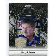 2012 Press Pass Legends Pieces of History Memorabilia Silver Terry Labonte /99