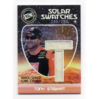 2009 Press Pass Eclipse Solar Swatches #SSTS7 Tony Stewart T /250