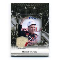 2012 Press Pass Legends Pieces of History Memorabilia Gold #DW1 Darrell Waltrip