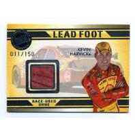 2009 Press Pass VIP Lead Foot #LF-KV Kevin Harvick /150 Race Used Shoe
