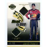 2006 Wheels American Thunder Head to Toe #HT7 Martin Truex Jr. /99
