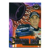 2003 Wheels American Thunder Thunder Road #TR8 Jimmie Johnson