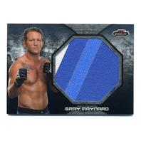2013 Finest UFC Jumbo Fight Mat Relics #FFMGM Gray Maynard (b)