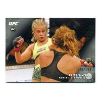 2015 Topps UFC Knockout Silver #24 Paige VanZant /199 RC