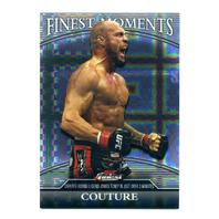 2011 Finest UFC Finest Moments X-Fractors #FMRC Randy Couture /188