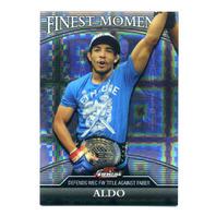 2011 Finest UFC Finest Moments X-Fractors #FMJA Jose Aldo /188