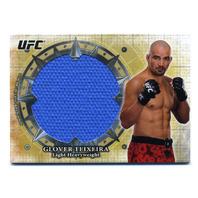 2013 Topps UFC Bloodlines Jumbo Fight Mat Relics #JFMRGT Glover Teixeira /108