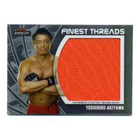 2012 Finest UFC Finest Threads Jumbo Fighter Relics #JFTYA Yoshihiro Akiyama