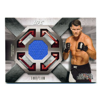 2016 Topps UFC Knockout Fight Mat Relics #FMRMB Michael Bisping /188