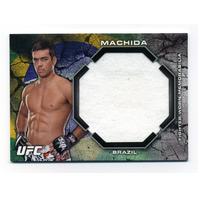 2013 Topps UFC Bloodlines Jumbo Fighter Relics #BJRLM Lyoto Machida /88