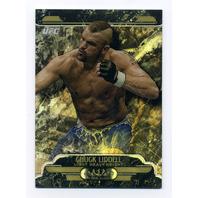 2017 Topps Chrome UFC Tier 1 Refractors #UTCL Chuck Liddell /99