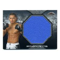 2013 Finest UFC Jumbo Fight Mat Relics #FFMAP Anthony Pettis