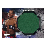 2013 Topps UFC Bloodlines Jumbo Fighter Relics #BJRHL Hector Lombard /88