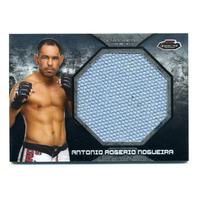 2013 Finest UFC Jumbo Fight Mat Relics #FFMAN Antonio Rogerio Nogueira