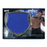 2014 Topps UFC Bloodlines Fighter Jumbo Relics #BJFRAP Anthony Pettis /110