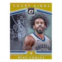 2018 Mike Conley Donruss Optic Court Kings /10