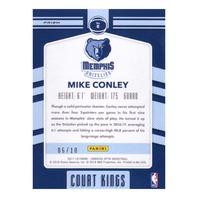 2018 Mike Conley Donruss Optic Court Kings /10