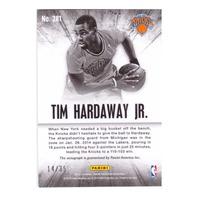 2014 Tim Hardaway Rookie Revolution Autograph /35