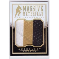 2015 Guy Carbonneau Anthology Massive Materials Relic /75